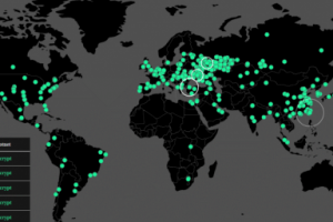 wannacry - map